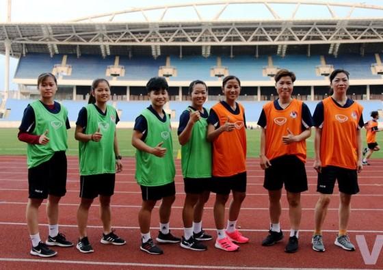 5 trọng tài rớt phần kiểm tra thể lực chuẩn bị cho các giải nữ, giải trẻ năm 2021 ảnh 2