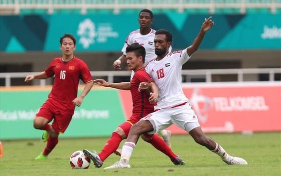 Việt Nam sẽ thi đấu 3 trận còn lại tại UAE. Ảnh: DŨNG PHƯƠNG