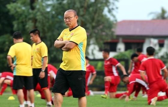 HLV Park Hang-seo đã sớm lên phương án cho 3 trận đấu tại UAE