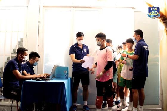 Ấn tượng với đợt tuyển sinh của Thái Sơn Nam tại TPHCM ảnh 1