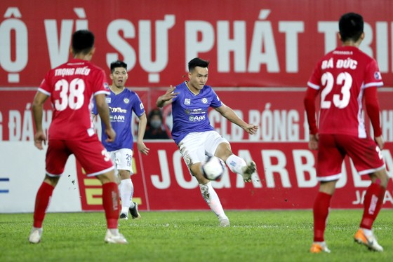 Những điểm nhấn tại vòng 3 LS V-League 2021 ảnh 2