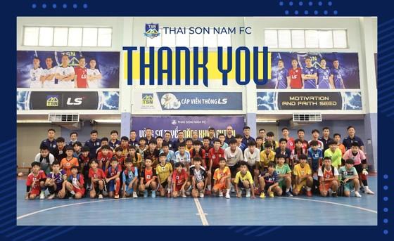 Ấn tượng với đợt tuyển sinh của Thái Sơn Nam tại TPHCM ảnh 5