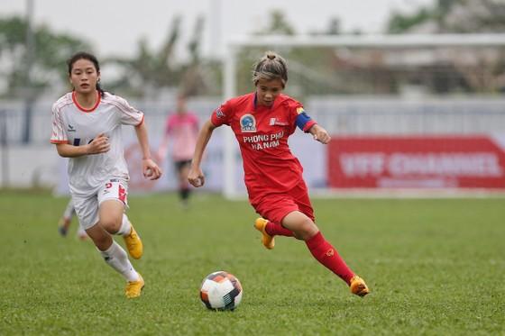 Đội U19 nữ TPHCM giành 1 điểm vào phút cuối ảnh 2