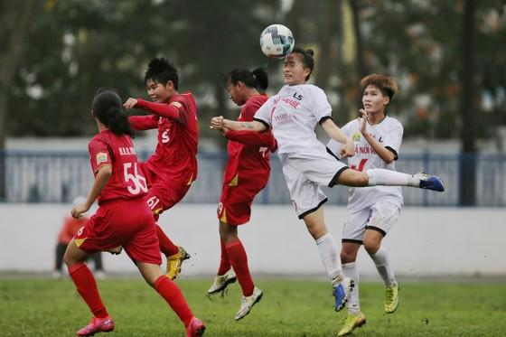 Đội U19 nữ TPHCM giành 1 điểm vào phút cuối ảnh 6