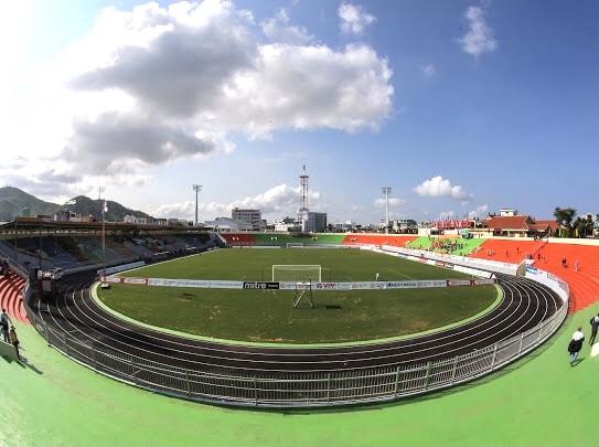 Sân Quy Nhơn đón LS V-League 2021: Khát vọng bóng đá đỉnh cao ảnh 7