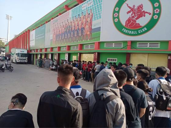 Sân Quy Nhơn đón LS V-League 2021: Khát vọng bóng đá đỉnh cao ảnh 2
