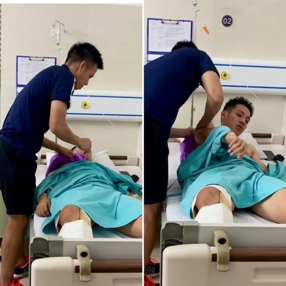 Đỗ Hùng Dũng đã được phẫu thuật  ảnh 2