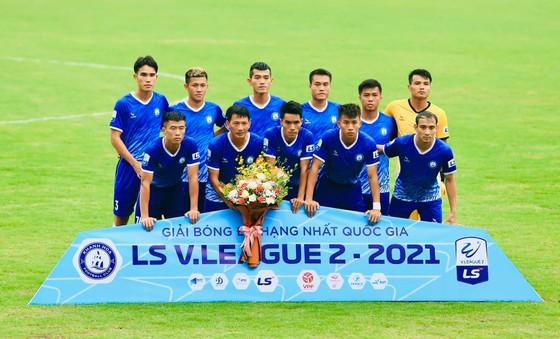 Giải hạng Nhất LS 2021: Khánh Hòa thẳng tiến ngôi đầu ảnh 1