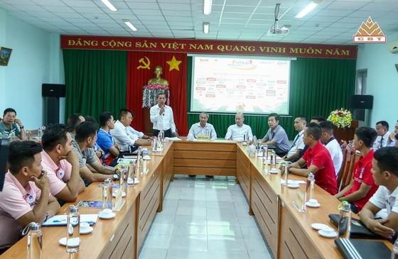 Giải futsal VĐQG 2021: Luxury Hạ Long rút lui vào giờ chót ảnh 1