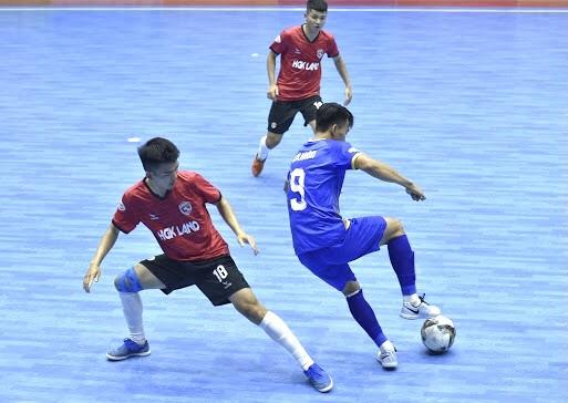 Vòng loại Giải futsal VĐQG 2021: Cao Bằng thắng trận ra quân ảnh 2