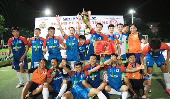 Vinaphone Phú Giáo vô địch giải bóng đá Bình Thắng mở rộng 2021 ảnh 1