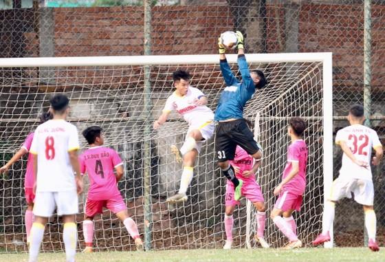 U19 An Giang giành 3 điểm đầu tiên  ảnh 1