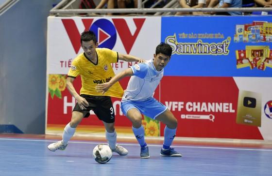 Xác định 4 đội vượt qua vòng loại Giải futsal HD Bank - VĐQG 2021 ảnh 1