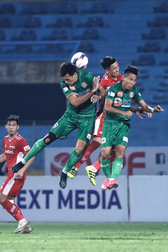 Sài Gòn FC chìm sâu trong khủng hoảng  ảnh 1