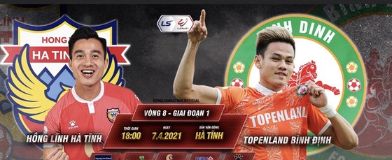 Hà Tĩnh - Topenland Bình Định: Khô hạn bàn thắng? ảnh 1