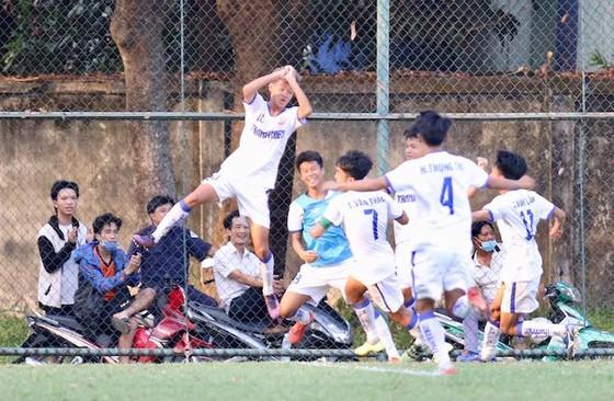 Thêm U19 Hà Nội, An Giang và Sài Gòn vào Tứ kết  ảnh 1