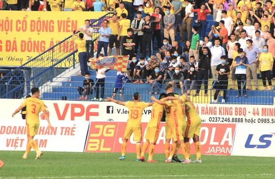 Thanh Hóa thắng trận thứ 2 liên tiếp tại LS V-League 2021 ảnh 1
