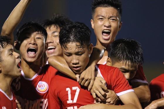 U19 Hà Nội dừng bước trước SLNA ảnh 1
