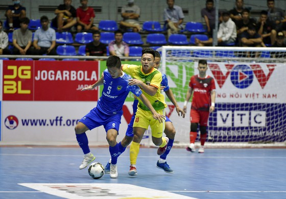 Sahako thắng ấn tượng trước Đà Nẵng