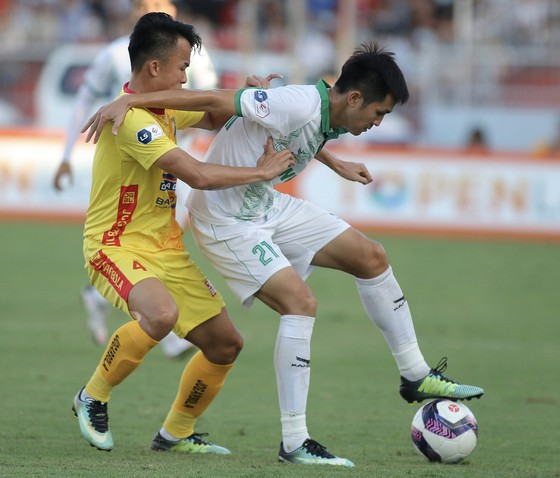 Bình Định thua trận thứ 2 trên sân nhà