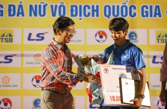 Hà Nội quyết soán ngôi vô địch của TPHCM tại giải nữ Cúp quốc gia 2021 ảnh 1