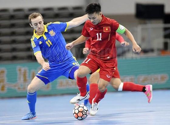 Futsal Việt Nam hướng đến mục tiêu lần thứ 2 dự VCK World Cup