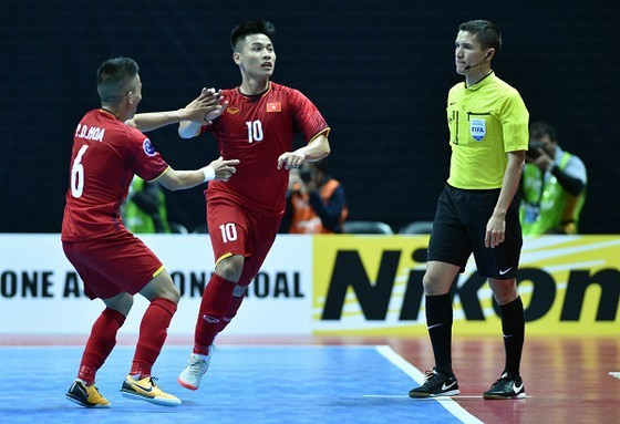 Việt Nam gặp Thái Lan để tranh vé dự Futsal World Cup ảnh 1