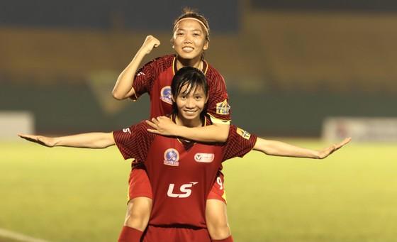 Thái Sơn Bắc năm thứ 10 liên tiếp đồng hành cùng giải nữ VĐQG ảnh 1
