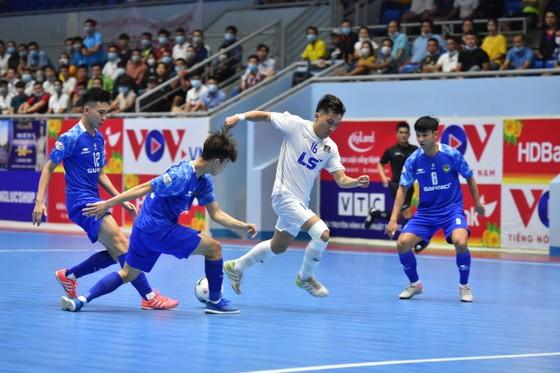 Sahako và Thái Sơn Nam cùng thắng trận ảnh 1