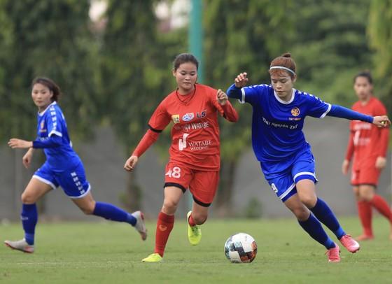 Xác định đội đầu tiên vào chung kết giải bóng đá nữ Cúp quốc gia 2021 ảnh 1