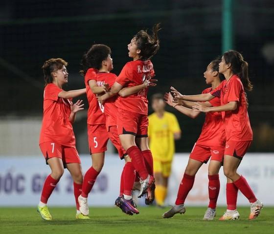 Đội tuyển nữ Việt Nam không đá nhưng vẫn tăng hạng FIFA ảnh 1