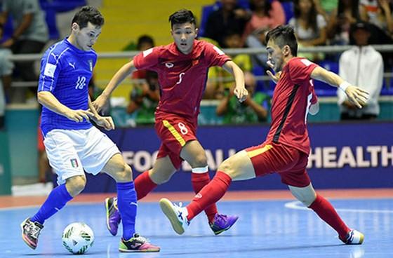 """Futsal Việt Nam có """"quân xanh"""" chất lượng trong chiến dịch săn vé dự World Cup ảnh 1"""