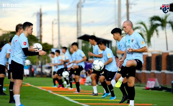 Thái Lan đang tính chuẩn bị cho vòng loại World Cup 2022