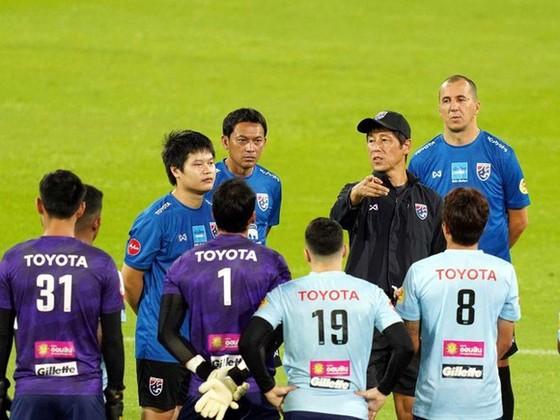 6 thành viên của đội tuyển Thái Lan dương tính với Covid-19 ảnh 1