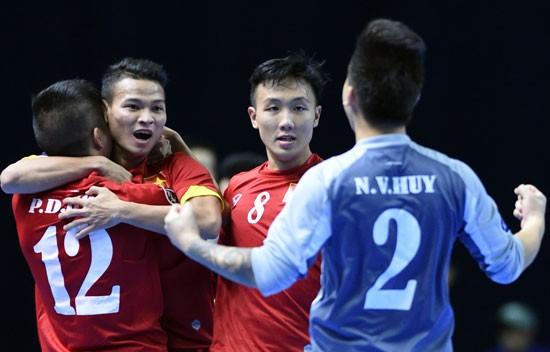 ĐT futsal Việt Nam thay 'quân xanh' Thái Lan bằng Iraq ảnh 1