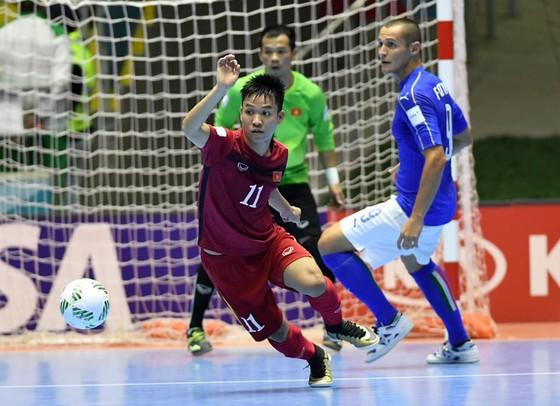 Văn Vũ, một trong những cựu binh còn sót lại từ VCK World Cup 2016