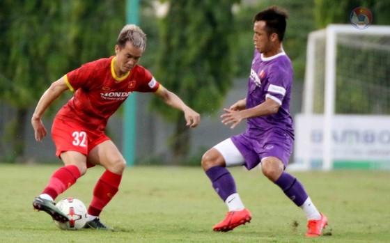 Đội tuyển Việt Nam hạ đàn em trong hai trận giao hữu nội bộ  ảnh 1