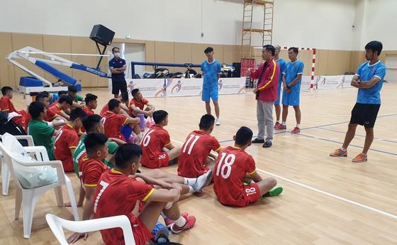 Vòng play-off futsal VCK World Cup 2021: 'Nóng' trước giờ G ảnh 2