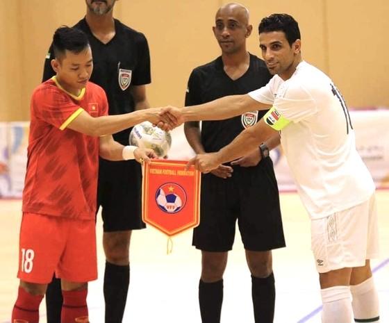Vòng play-off futsal VCK World Cup 2021: 'Nóng' trước giờ G ảnh 1