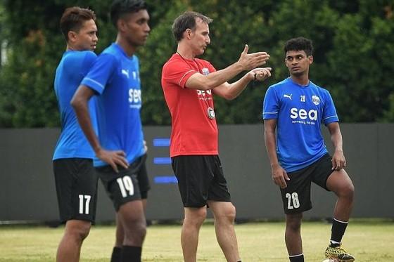 Lion City Sailors FC, một trong 2 đại diện của Singapore ở AFC Cup