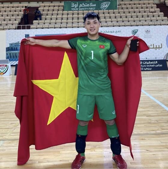 FIFA gửi thư chúc mừng đội tuyển futsal Việt Nam ảnh 1