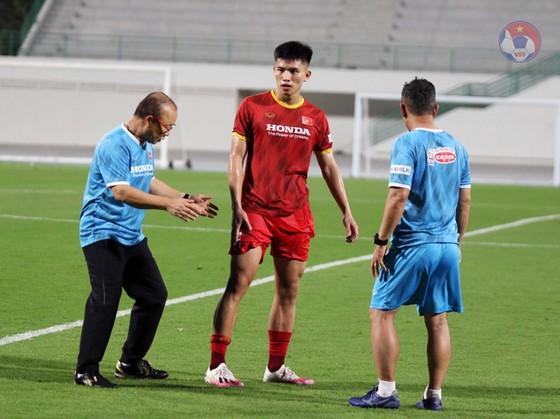Thầy trò đội tuyển Việt Nam được chăm sóc dinh dưỡng đặc biệt tại UAE ảnh 2