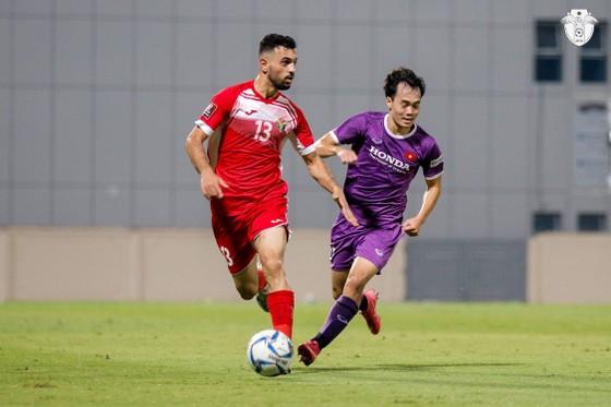 Đội tuyển Việt Nam hoà Jordan 1-1 ảnh 1