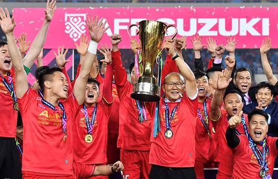 ĐT Việt Nam, đương kim vô địch AFF Cup