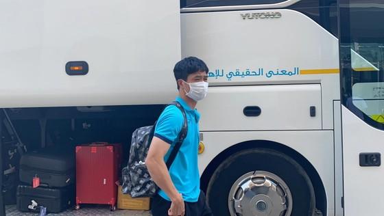 Đội tuyển Việt Nam đến khách sạn mới cùng 4 đội còn lại ảnh 4