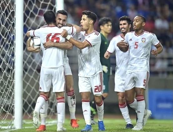 """UAE dội """"mưa bàn thắng"""" vào lưới Malaysia"""