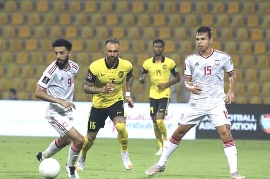 UAE áp sát ngôi đầu bảng của Việt Nam  ảnh 1