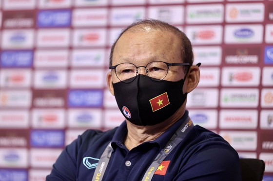 HLV Park Hang-seo đặt mục tiêu đánh bại Indonesia ảnh 1