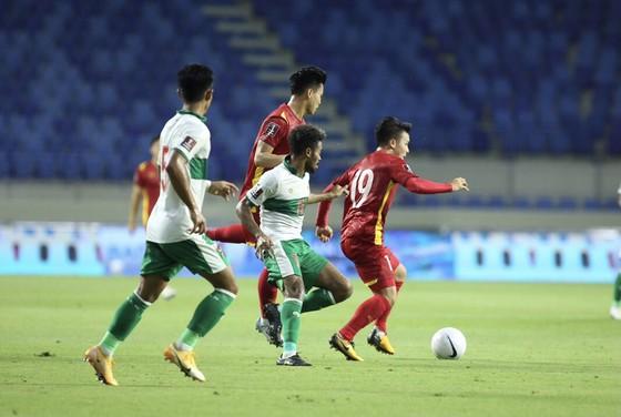 Indonesia thua toàn diện trước Việt Nam. Ảnh: ANH KHOA