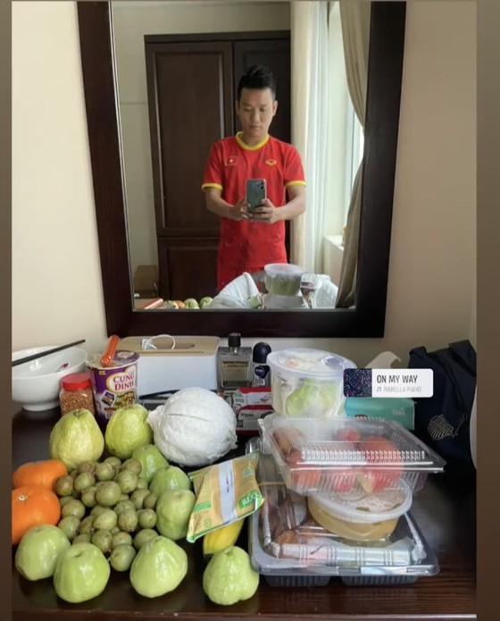 Đội tuyển futsal Việt Nam 'chiến đấu' với EURO 2020 ảnh 2